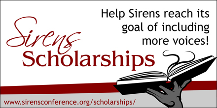 Help Sirens reach its goal of including more voices!