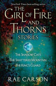TheGirlofFireandThornsStories