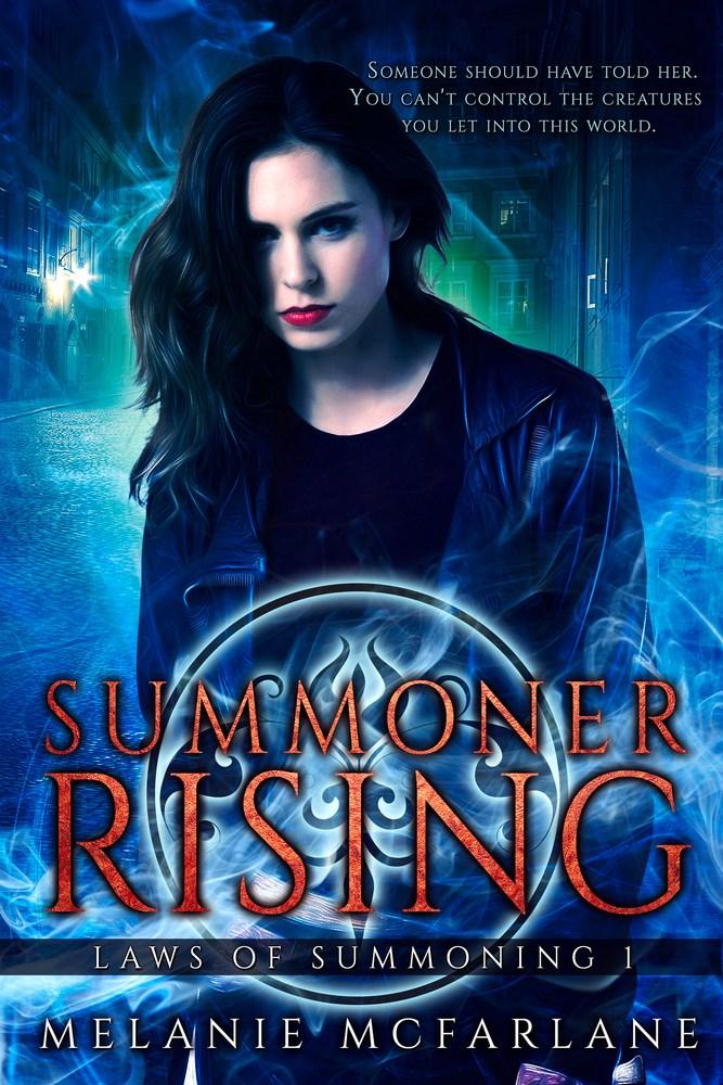 Summoner Rising, Melanie McFarlane