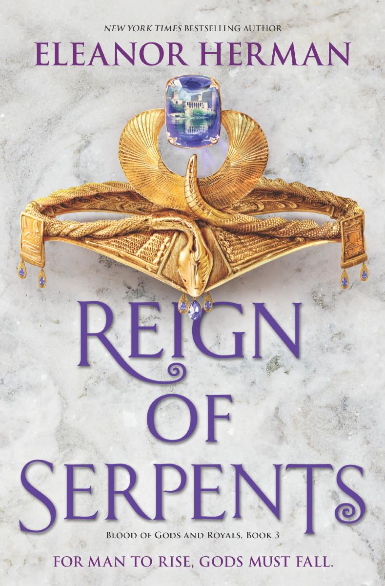 Reign of Serpents, Eleanor Herman
