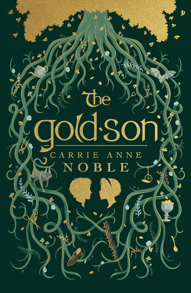 The Gold Son Carrie Noble