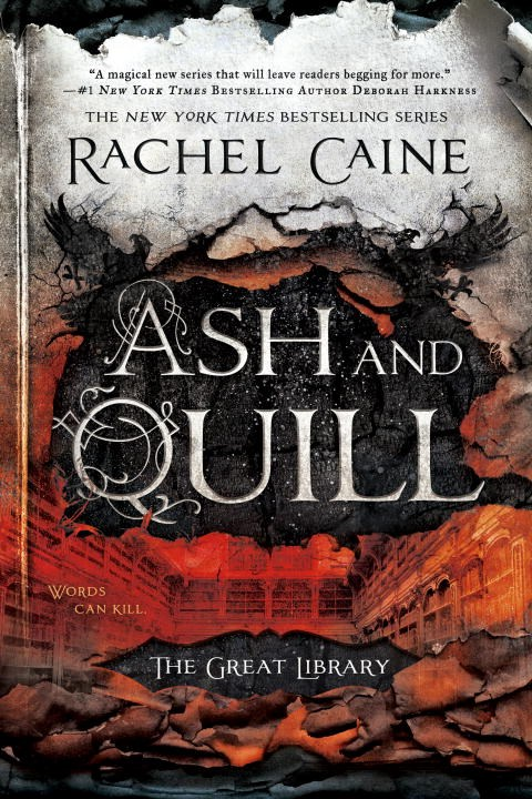 Ash and Quill Rachel Caine
