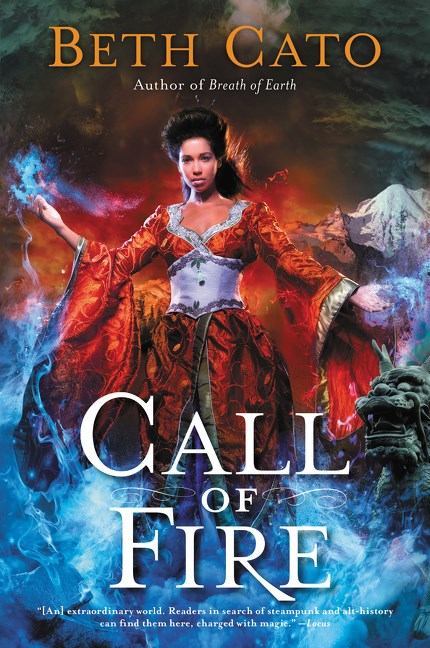 Call of Fire Beth Cato