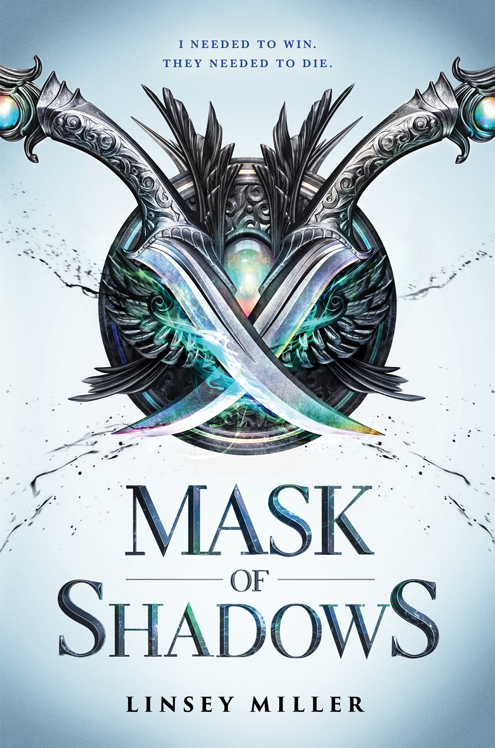 Mask of Shadows Linsey Miller