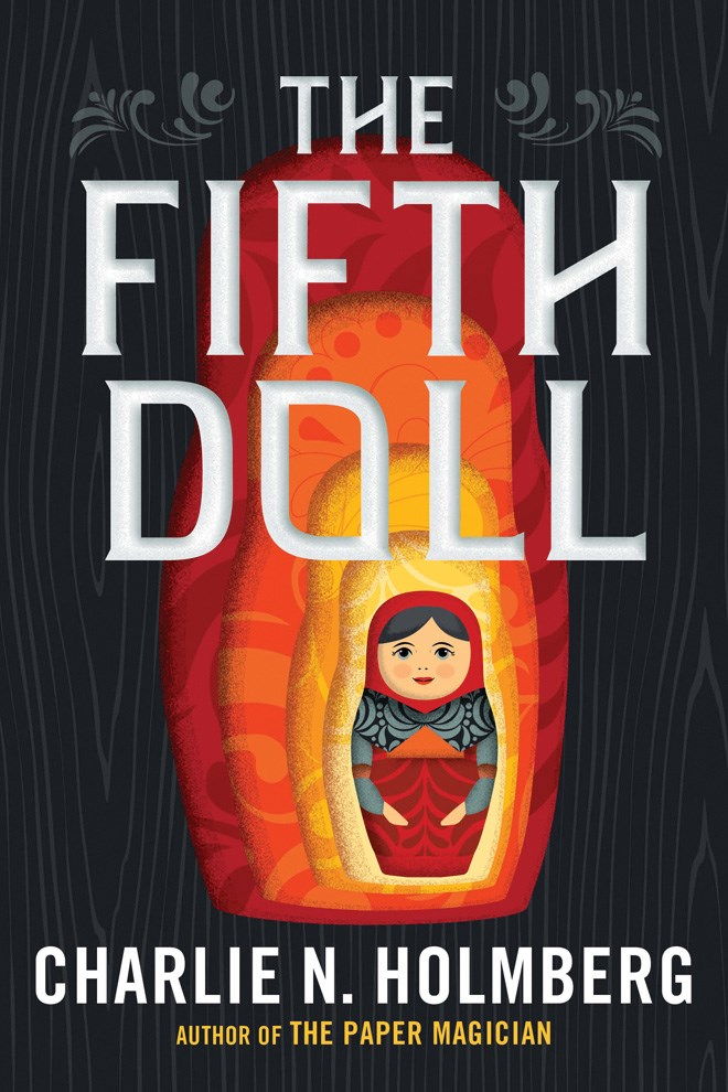 The Fifth Doll Charlie N Holmberg