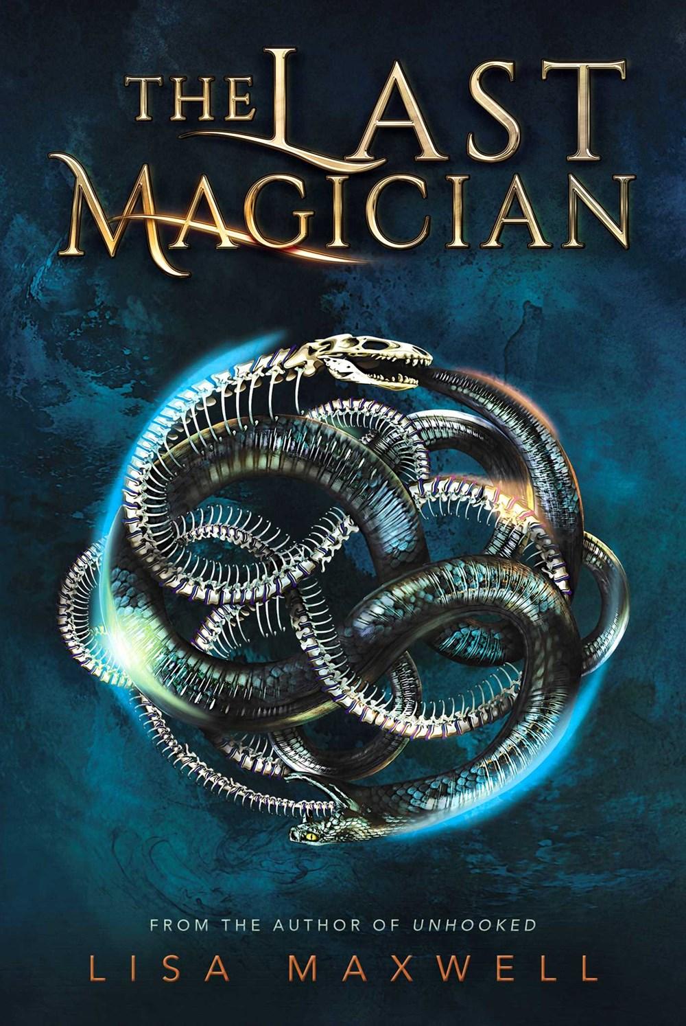 The Last Magician Lisa Maxwell