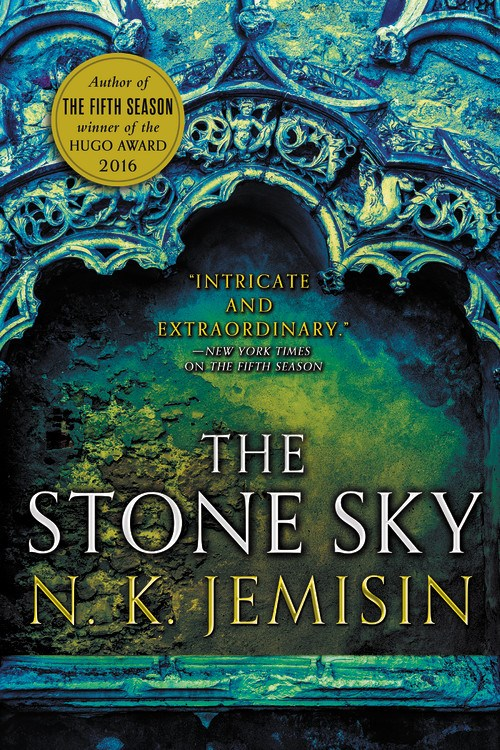The Stone Sky NK Jemisin