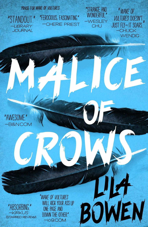 Malice of Crows Lila Bowen