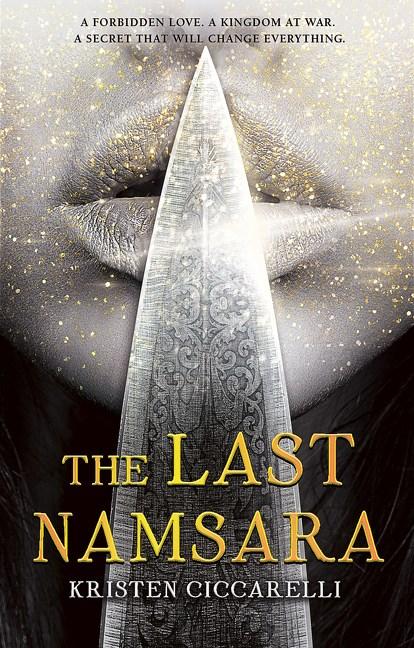 The Last Namsara Kristen Ciccarelli
