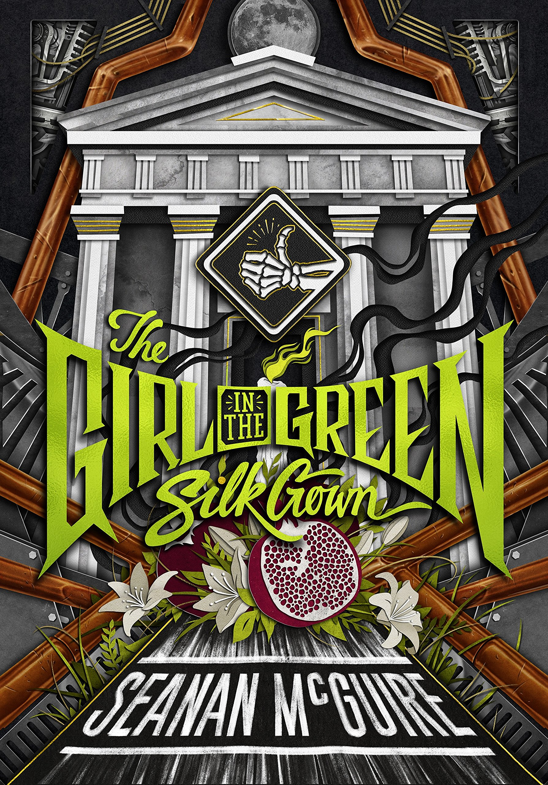 TheGirlInTheGreenSilkGown