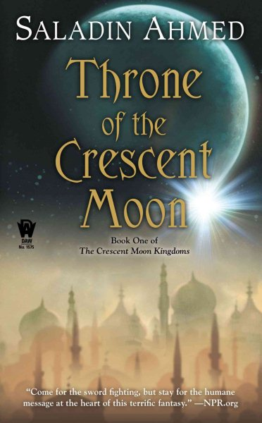 The Throne of the Crescent Moon