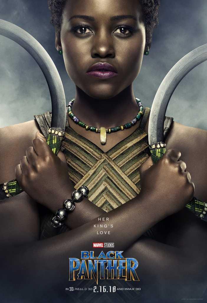 Black Panther - Nakia