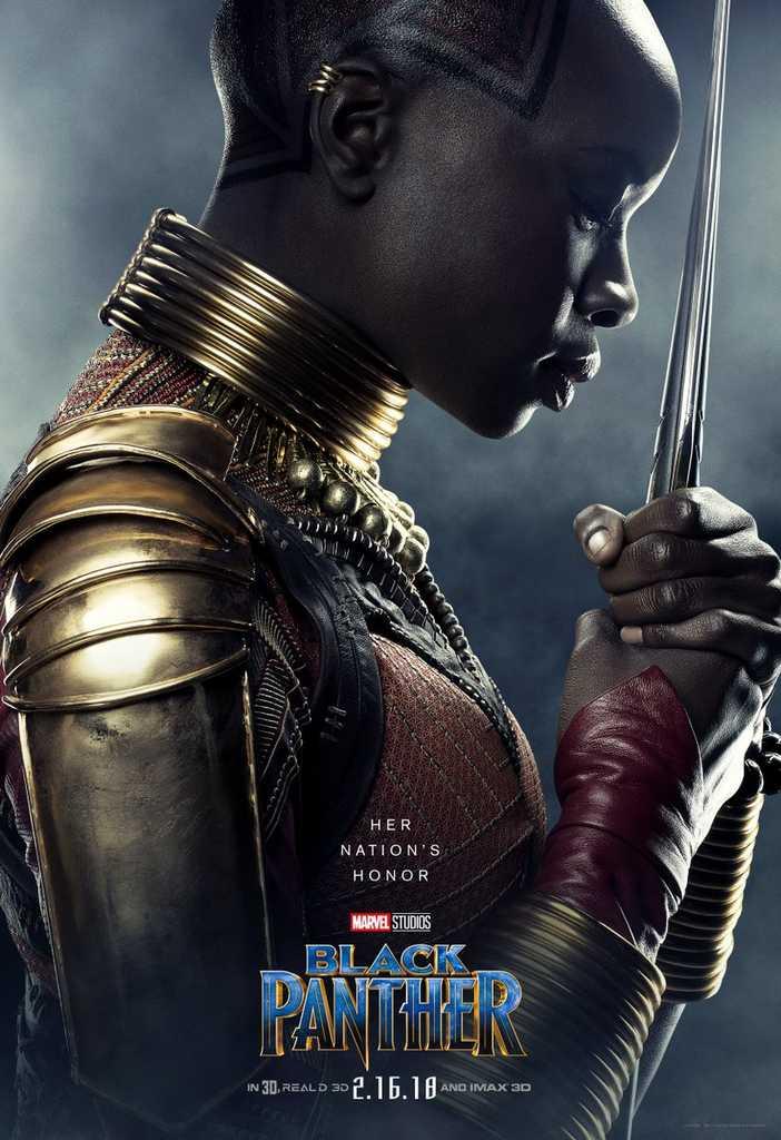 Black Panther - Okoye