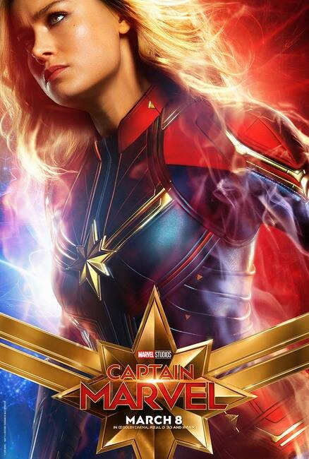 Captain Marvel - Carol