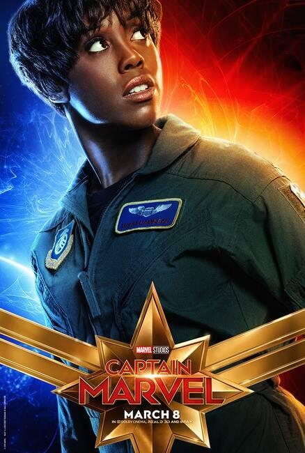 Captain Marvel - Maria