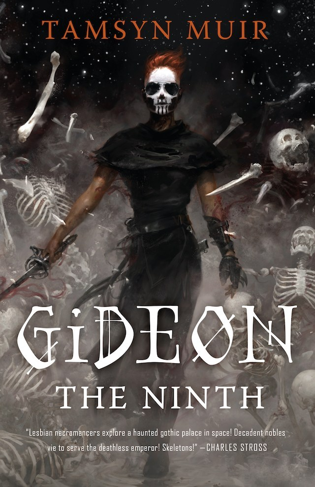 Gideon the Ninth Tamsyn Muir