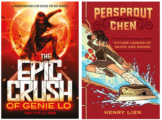 The Epic Crush of Genie Lo & Peasprout Chen