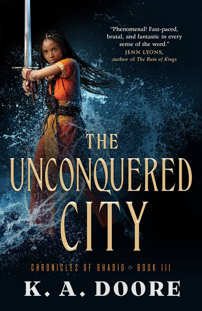 The Unconquered City