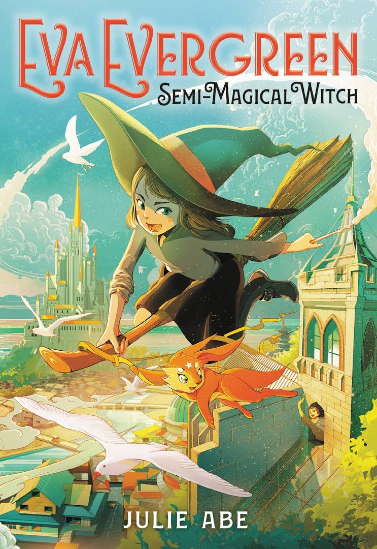 Eva Evergreen Semi-Magical Witch