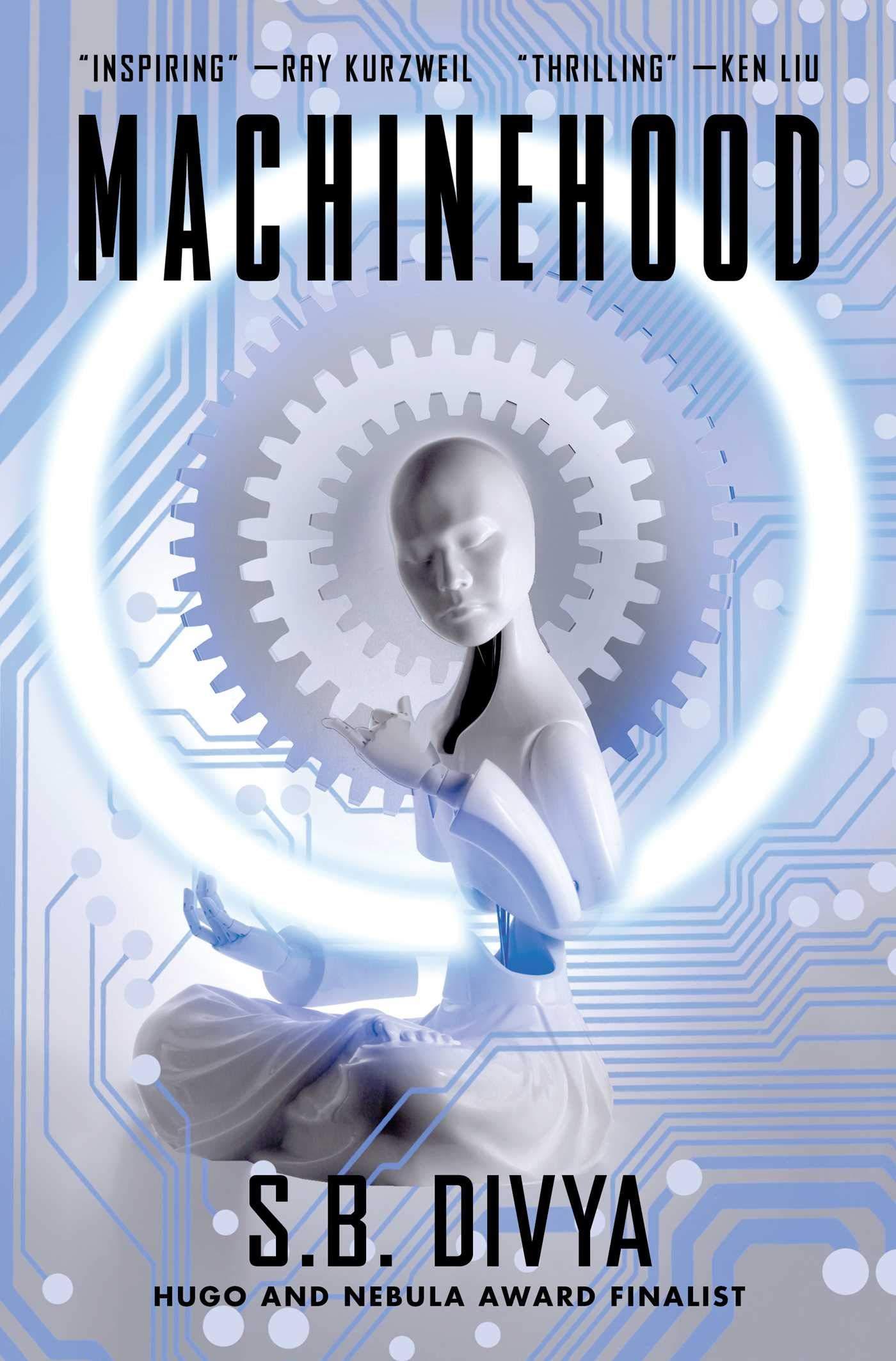 Machinehood by S.B. Divya
