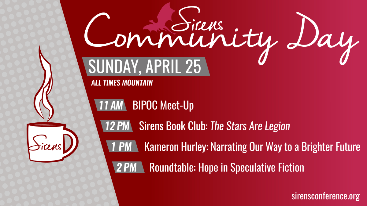 Sirens Community Day