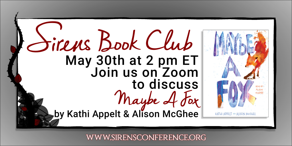 Maybe a Fox book club discussion