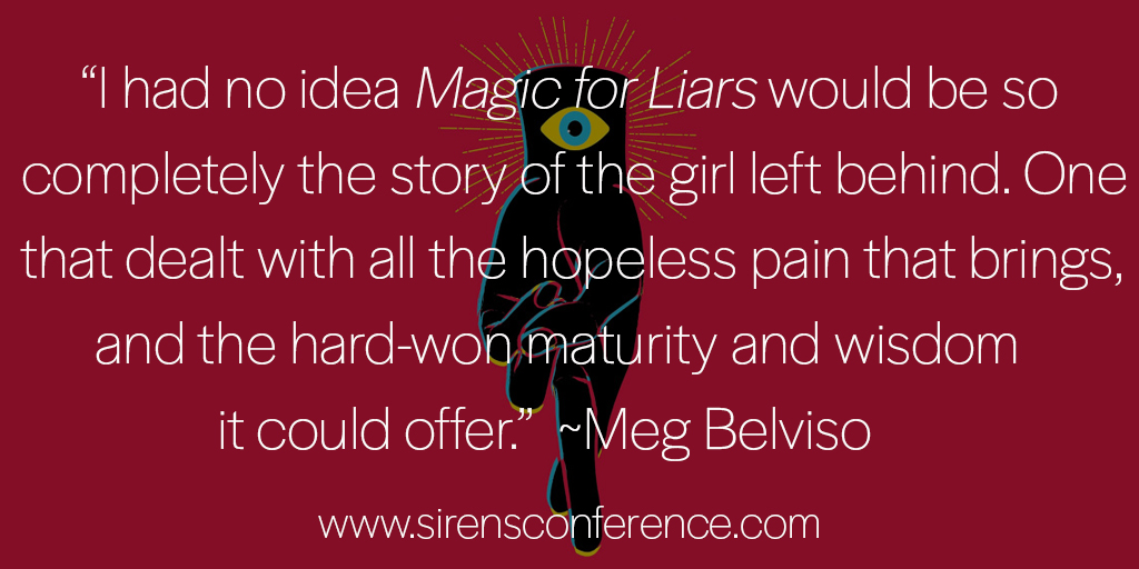 Magic for Liars Review