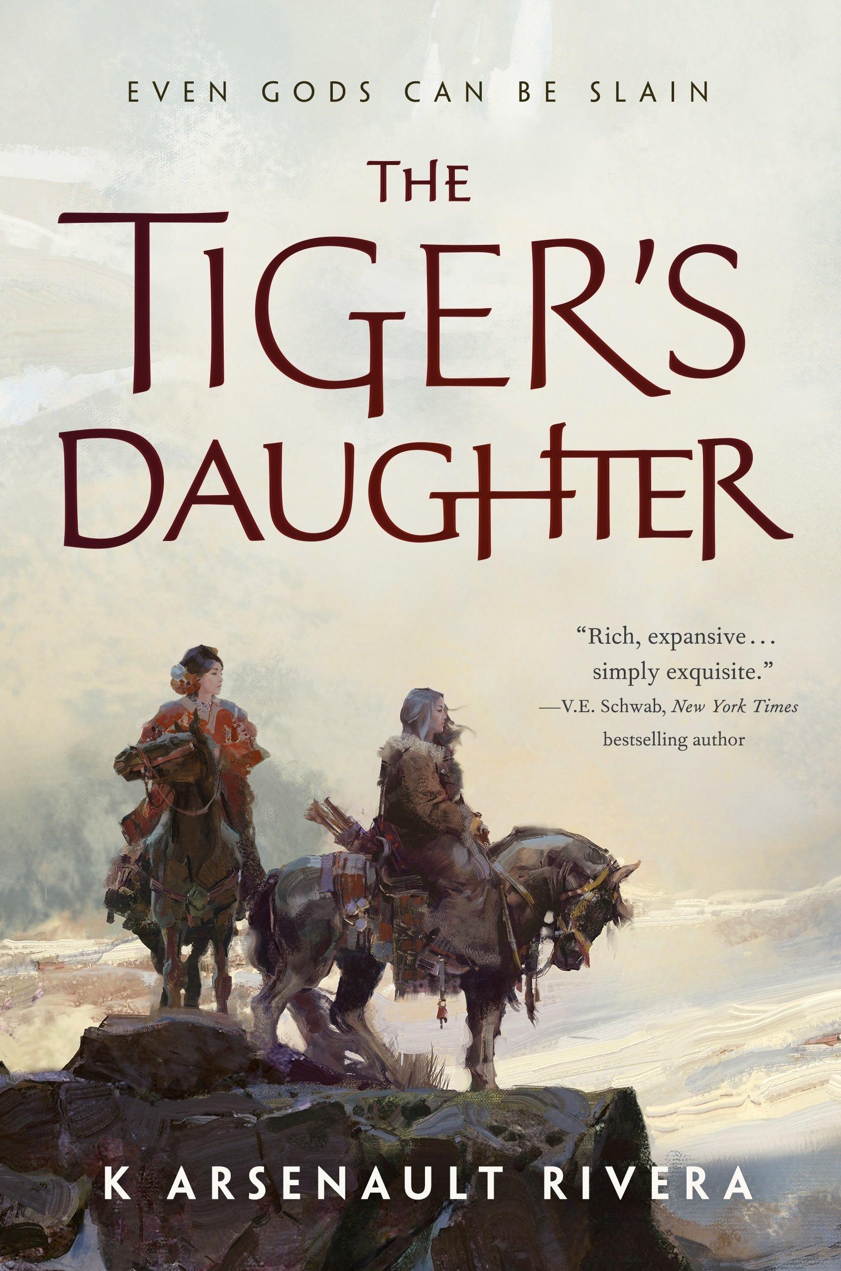 Tigers Daughter