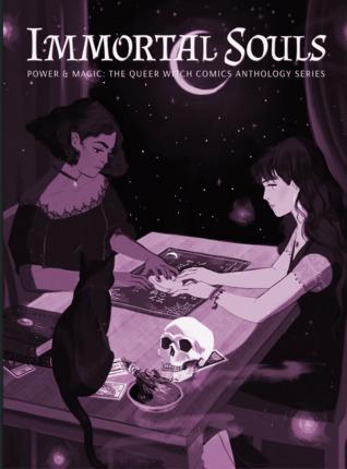 Power & Magic Immortal Souls Joamette Author