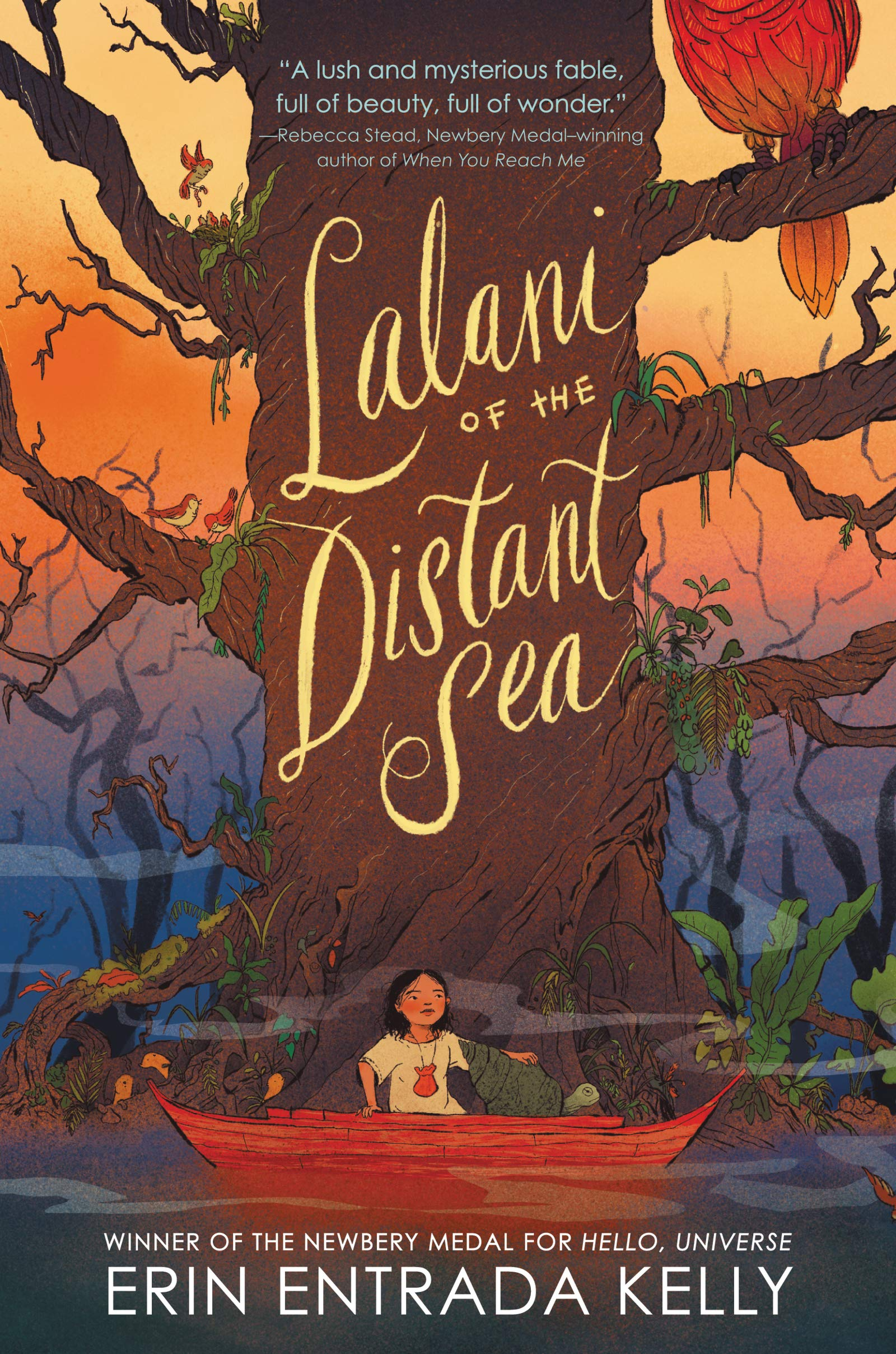 Lalani and the Distant Sea by Erin Entrada Kelly