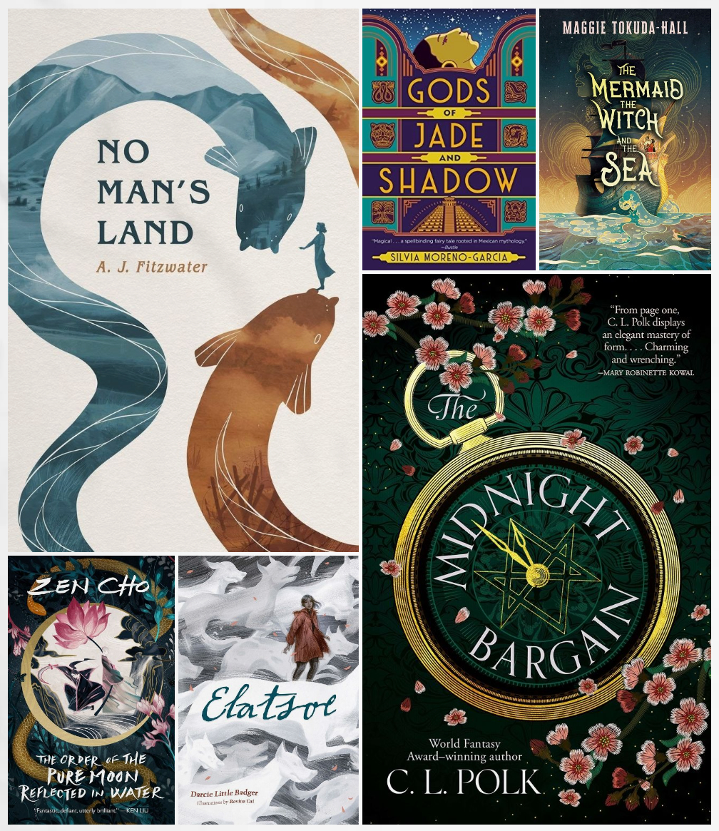 speculative fiction pandemic book recommendations