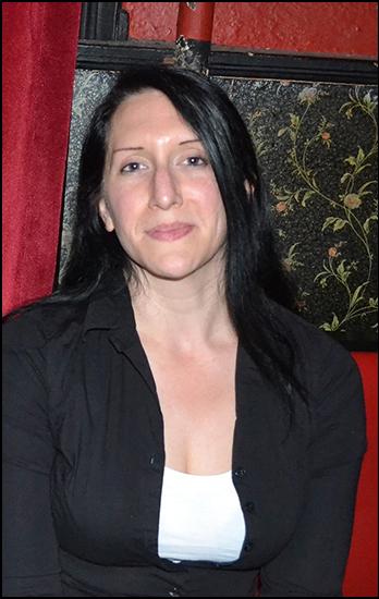 Nicole Kornher-Stace