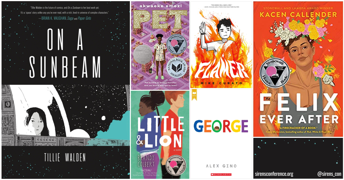 speculative middle grade recommendations