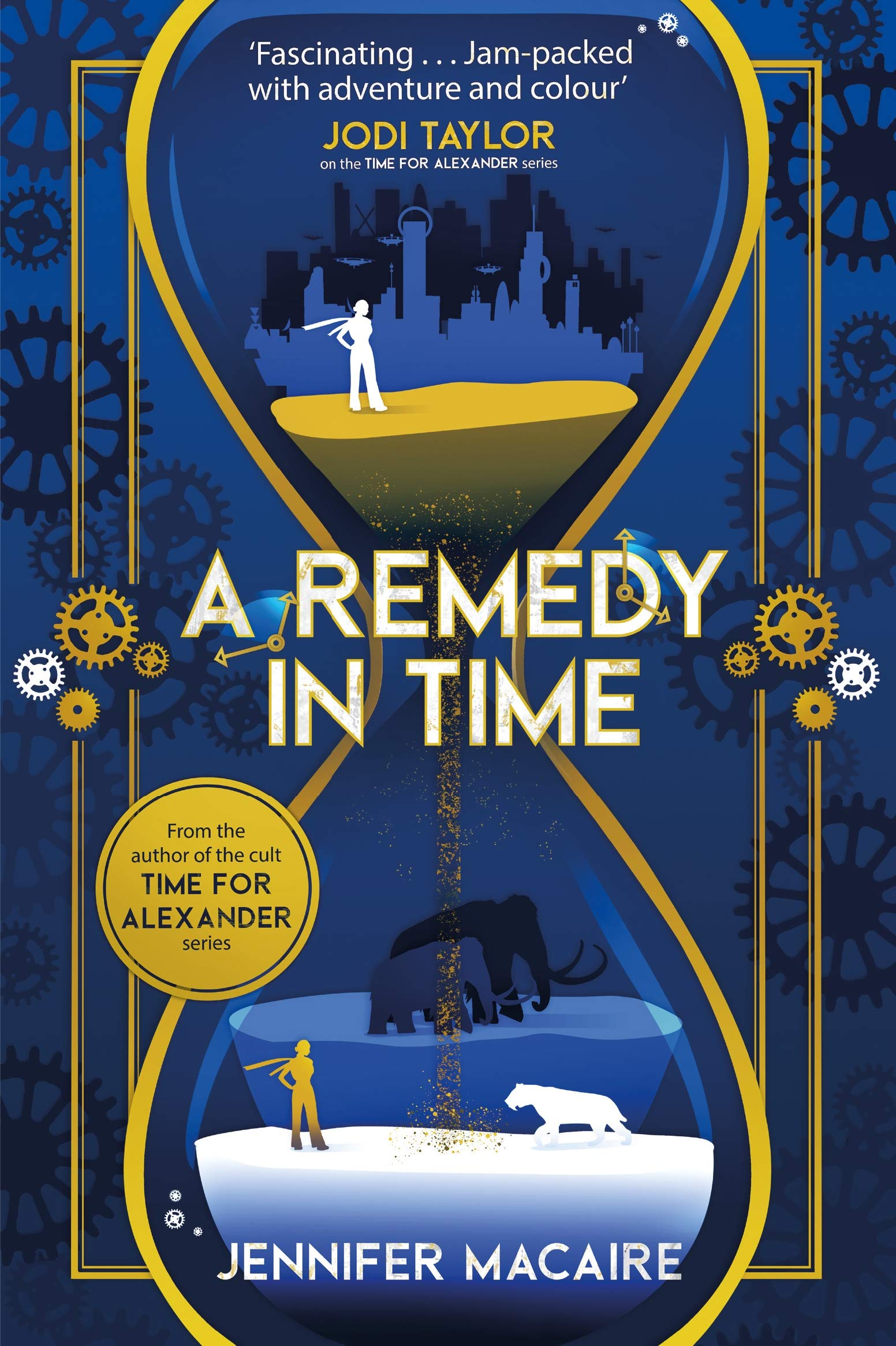A Remedy in Time (Tempus U Time Travel 1)