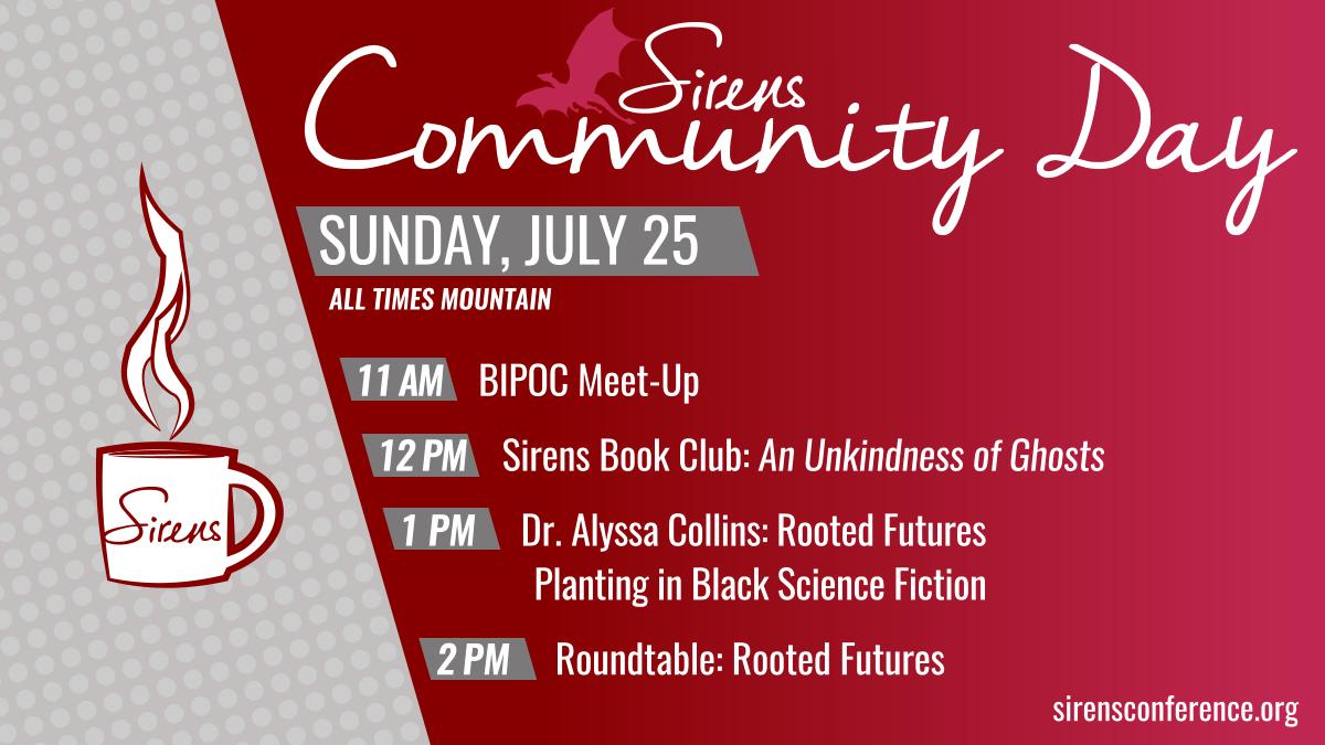 Sirens Community Day