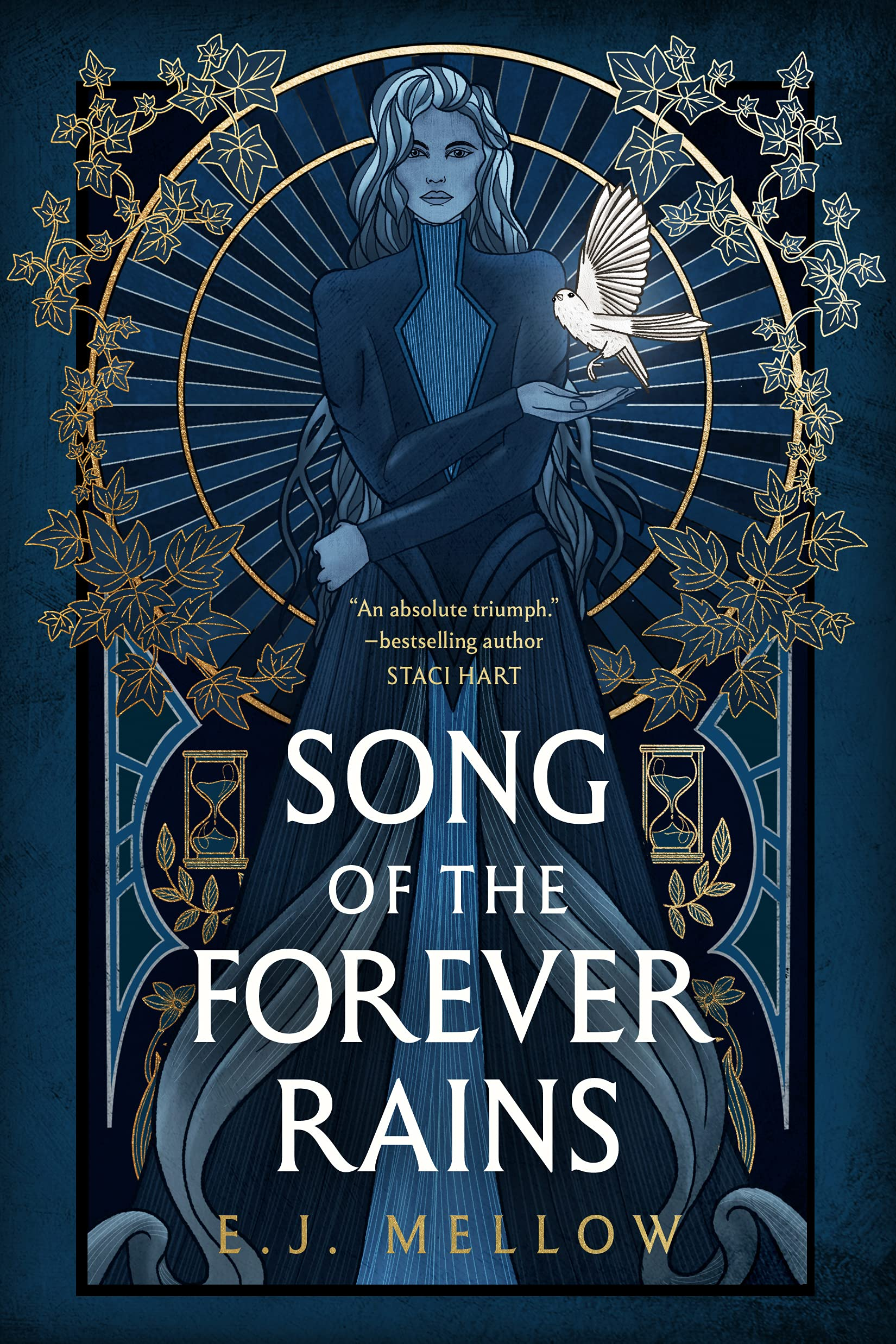 Song of the Forever Rains (The Mousai 1)