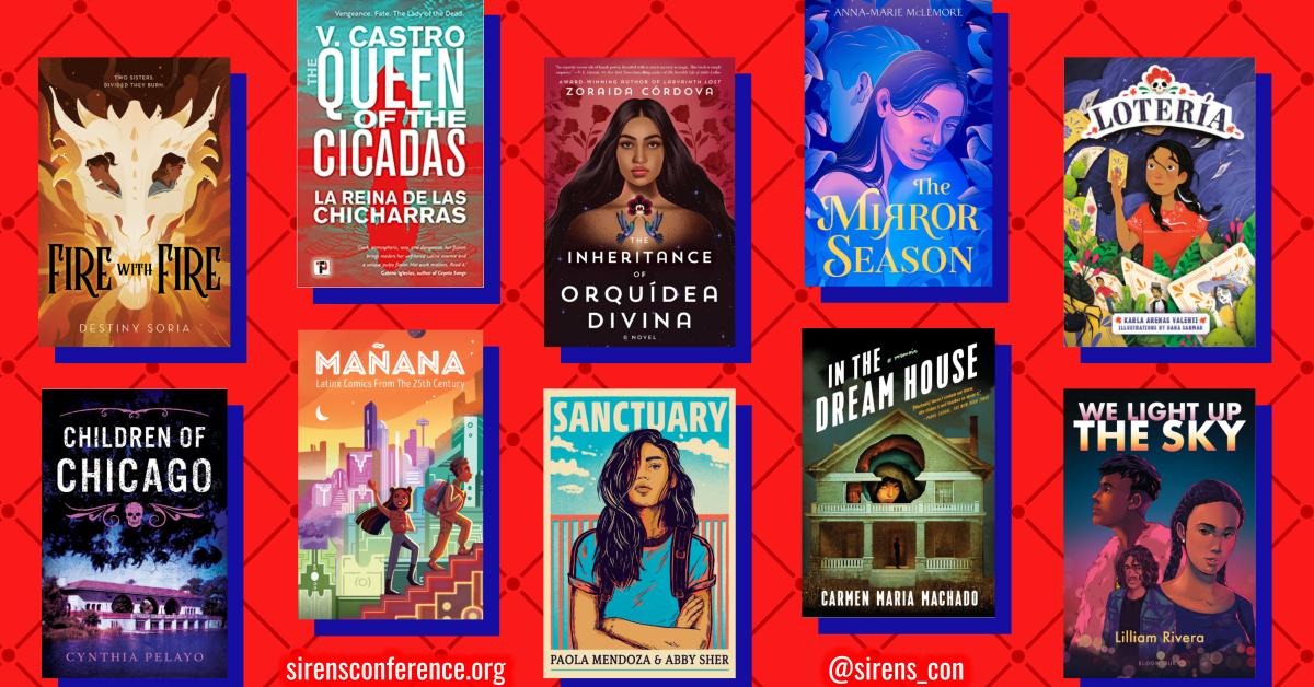 speculative fiction Latinx recommendation