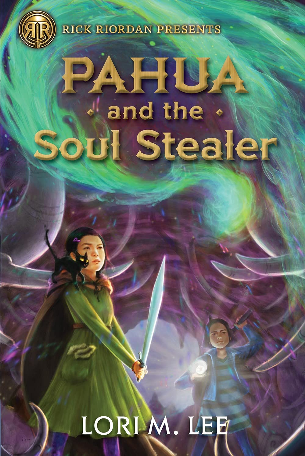 Pahua and the Soul Stealer