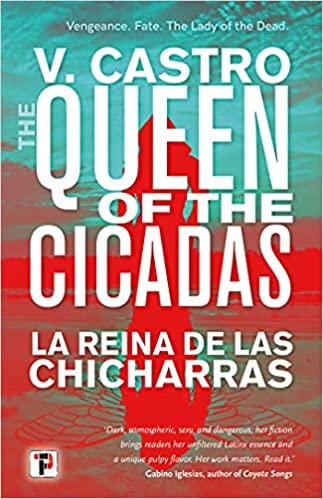 Queen of the Cicadas by V. Castro
