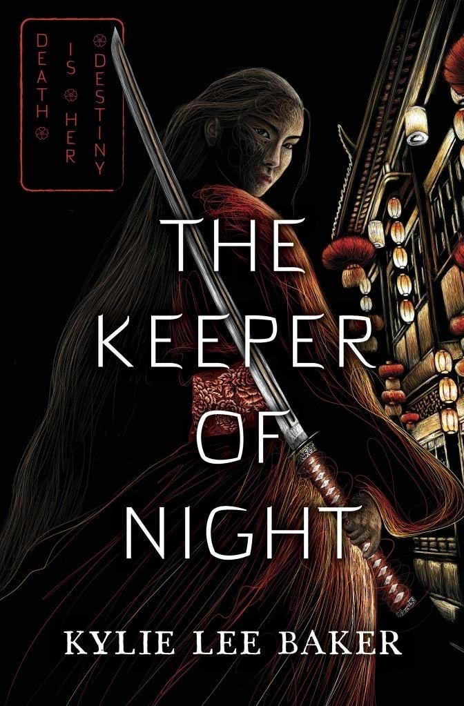 The Keeper of Night (Keeper of Night 1)